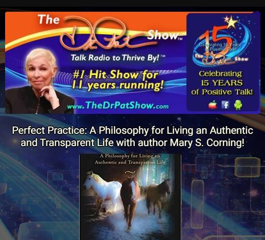 Dr. Pat Show Interview with Mary Corning